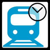 App Icon: Ist mein Zug pünktlich?