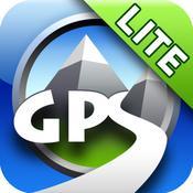 App Icon: Maps 3D Lite - GPS Tracks für Fahrrad, Wandern, Outdoor & Ski 3.4.1
