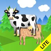 App Icon: Tier-Puzzle für Kinder LITE