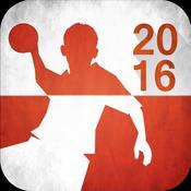 App Icon: Handball EM 2016 1.03