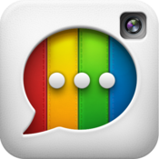 App Icon: InstaMessage - Triff & chatte
