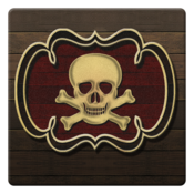 App Icon: Pirates and Traders: Gold!