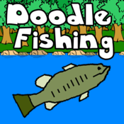 App Icon: Doodle Fishing