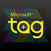 App Icon: Microsoft Tag, QR & NFC Reader