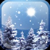 App Icon: Snowfall 2015 LWP