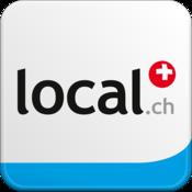 App Icon: Schweizer Telefonbuch