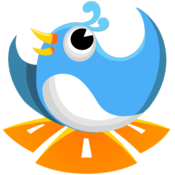 App Icon: Tweet Lanes