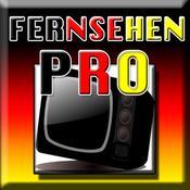 App Icon: Fernsehen Pro - Alle Sender im Fernseher (inkl. Champions League) 1.0
