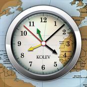 App Icon: Weltuhr - The World Clock 5.1.2