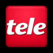App Icon: tele TV - das Fernsehprogramm
