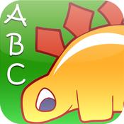 App Icon: Dino ABC Alphabet