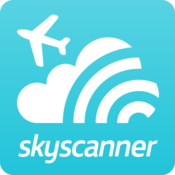 App Icon: Skyscanner