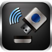 App Icon: USB & Wi-Fi Flash Drive – Free Document Manager & iFile Explorer App 1.3