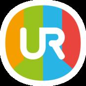 App Icon: UR 3D Launcher—Personalisieren
