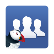 App Icon: Puffin for Facebook