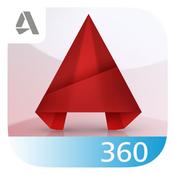 App Icon: AutoCAD 360 4.0.3