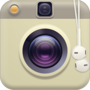 App Icon: Retro-Kamera