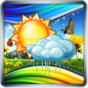 App Icon: Wetter heute