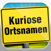 App Icon: Kuriose Ortsnamen 1.1