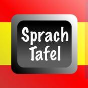 App Icon: SprachTafel Spanisch 1.0