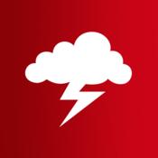App Icon: Unwetterradar Deutschland App
