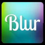 App Icon: Blur