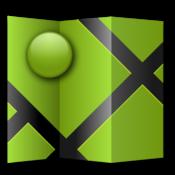 App Icon: SmartNavi Navigation ohne GPS