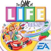 App Icon: THE GAME OF LIFE