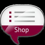 App Icon: Einkaufsliste  Spracheingabe