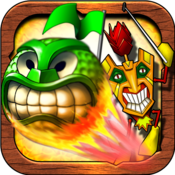 App Icon: Tiki Golf Adventure Island