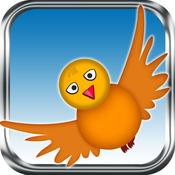 App Icon: Fly Birdie - One touch branch jump 2.4