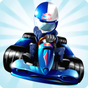 App Icon: Red Bull Kart Fighter 3