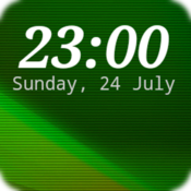 App Icon: DIGI Clock Widget