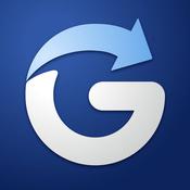 App Icon: Glympse - GPS-Ort mit Familie und Freunden teilen 3.11