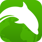 App Icon: Dolphin Browser für Android 🐬
