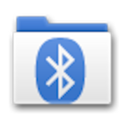 App Icon: Bluetooth File Transfer