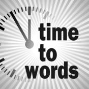 App Icon: Die Uhr die Zeit schreibt - ZEITschrift 2.11