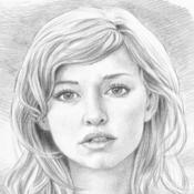App Icon: Pencil Sketch