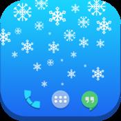 App Icon: Schneeflocken Frei