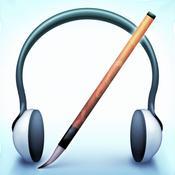 App Icon: Hokusai Audio Editor 1.0.18