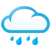 App Icon: Rainy Days