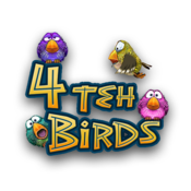 App Icon: 4 teh birds lite