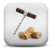 App Icon: Wine + List, Ratings & Cellar