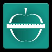 App Icon: Diät Assistant Gewichtsverlust