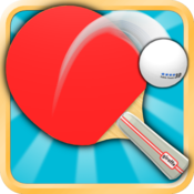 App Icon: Tischtennis 3D