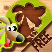 App Icon: Meine ersten Puzzlespiele (lite version) 2.0