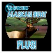 App Icon: 3D Hunting™ Alaskan Hunt Full