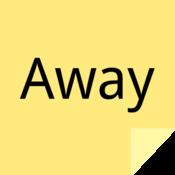 App Icon: Auto-Away