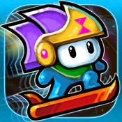 App Icon: Time Surfer 1.5