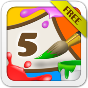 App Icon: Mathematik Kindermalbuch Free